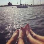 quiet oceanside moments
